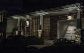 garage door lighting