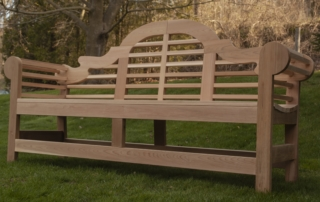 bench - custom built