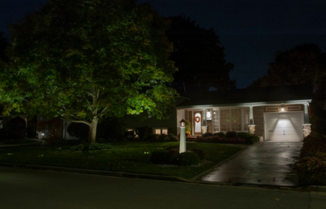 front yard lighting - Ancaster
