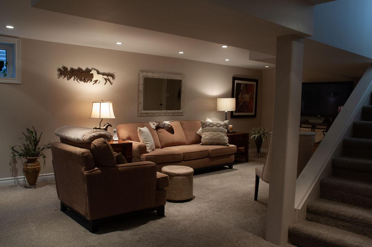 basement furniture