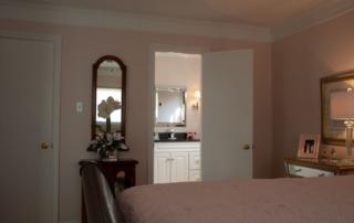 bedroom with master bedroom