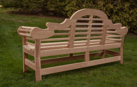 lutyens bench assembly part 7